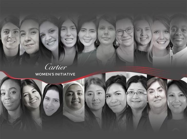 Фото №1 - Завершается подача заявок на Премию Cartier Women's Initiative 2021