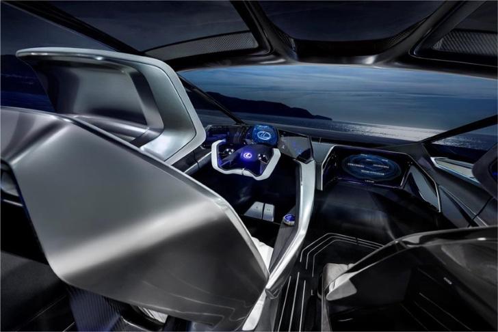 Фото №5 - Lexus раскрывает свои представления о будущем
