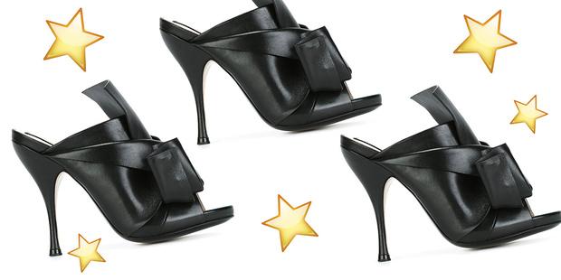 Фото №1 - Дорого-дешево: туфли с бантом