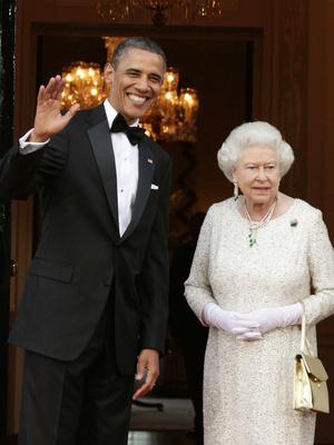 Фото №3 - Тайное послание: какое сообщение Королева отправила Джо Байдену перед инаугурацией