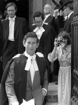 Фото №5 - Виндзоры-студенты: самые забавные и трогательные фото членов королевской семьи во время учебы в университете