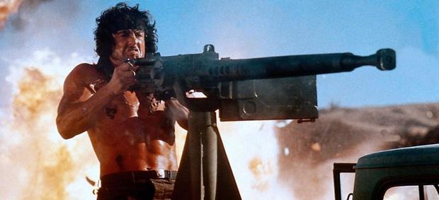 Фото №1 - 5 главных мифов про оружие, в которые мы верим из-за боевиков