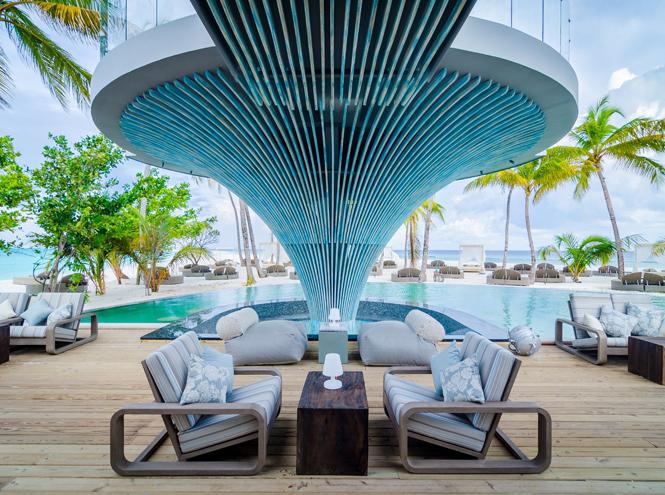 Фото №2 - Высоты Мальдив: новые стандарты роскошного отдыха
