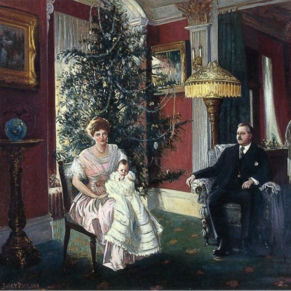 Фото №17 - Как отмечали Рождество в Русской императорской семье