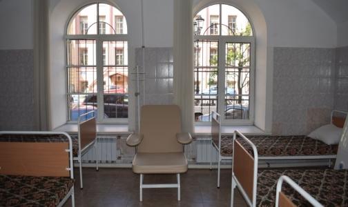 Фото №1 - В поликлинике № 39 открылся еще один дневной стационар