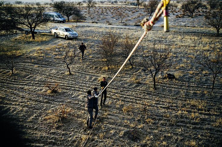 Фото №5 - Заклинатели ветров: интервью с пилотом воздушного шара