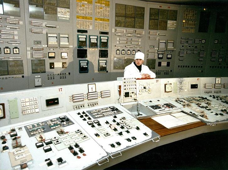Фото №1 - Советские центры управления электростанциями: 16 фото для созерцания