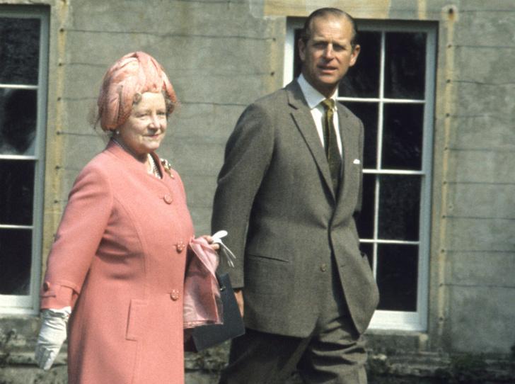 Фото №1 - Нелюбимый зять: неизвестная вражда королевы-матери и принца Филиппа