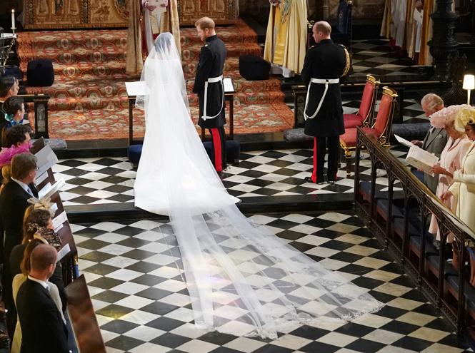 Фото №13 - Факты о свадьбе принца Гарри и Меган Маркл, которые войдут в историю