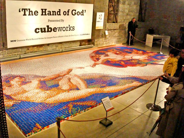 Фото №1 - 30 мая открывается выставка посвященная 40-летию кубика Рубика