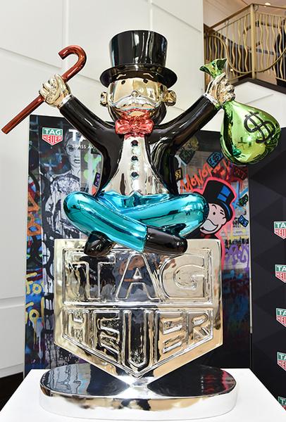 Фото №6 - Граффити-художник Алекс Монополи: «Иногда я получаю сумасшедшие заказы»