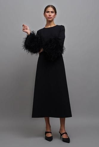 Фото №27 - Самые модные платья для встречи Нового 2020 года: 5 главных трендов