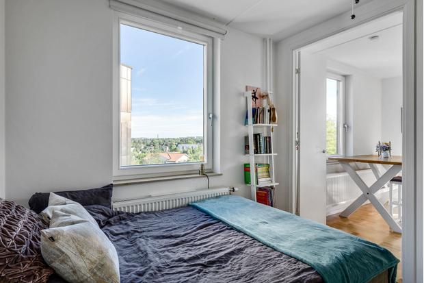 Фото №9 - Маленькая квартира в пригороде Стокгольма