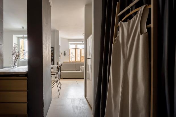 Фото №12 - Маленькая квартира в экостиле