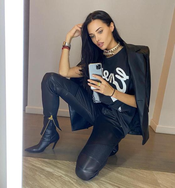 Фото №1 - За Тимати на ТНТ: Анастасия Решетова станет ведущей российской версии шоу «Топ-модель по-американски»