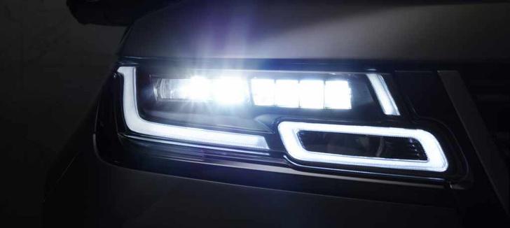 Фото №4 - Range Rover Velar — скрытая угроза