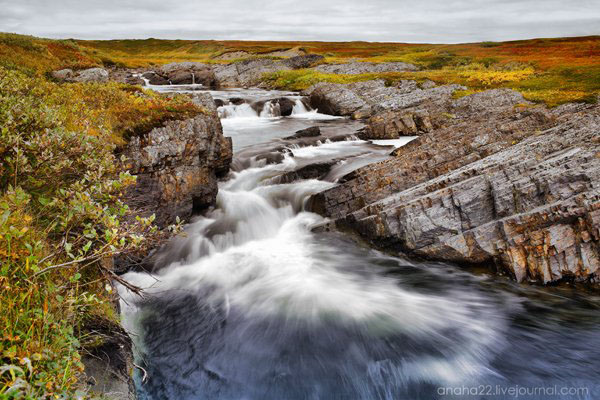 Фото №3 - Водопад в иные миры