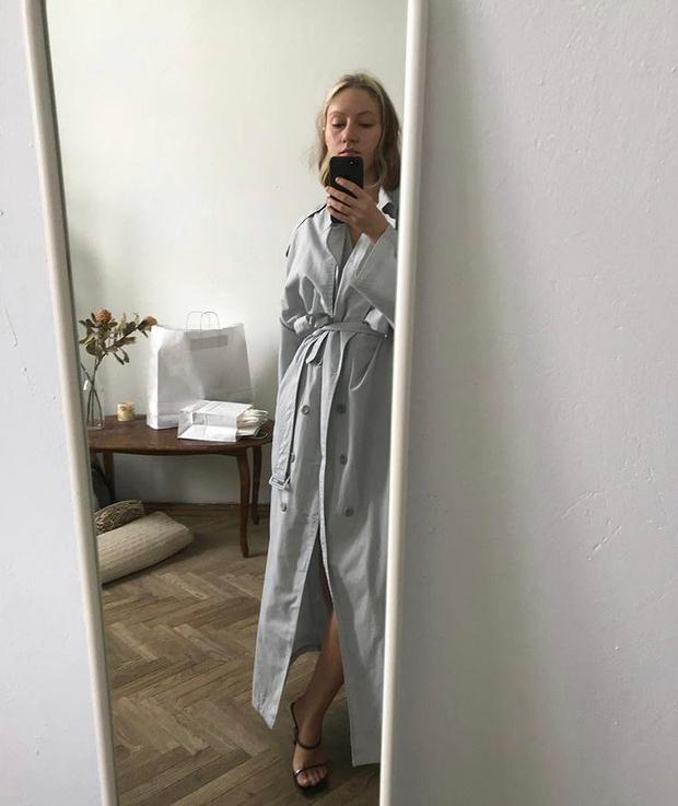 Фото №1 - Модная девушка и винтаж: основательница STROGO Vintage Марина Чуйкина