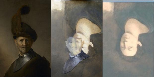 Фото №8 - 10 известных картин, под которыми скрываются совершенно другие произведения