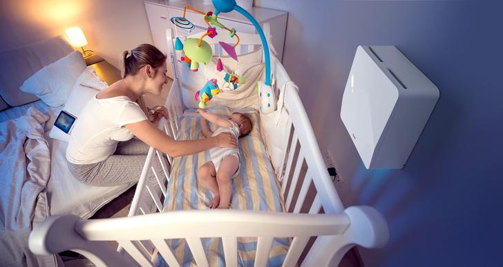 Почему ребенок плохо спит