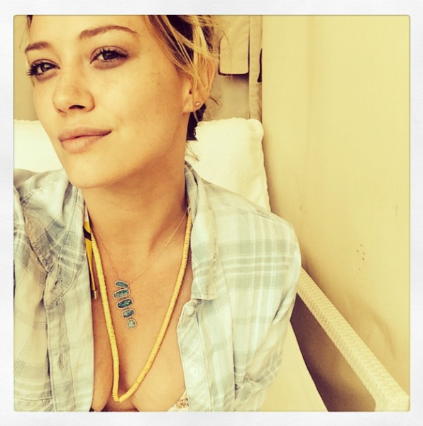 Фото №16 - Звездный Instagram: Знаменитости без макияжа