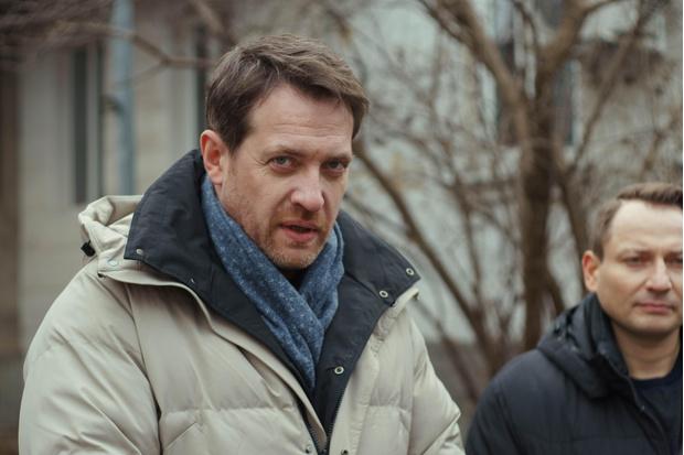 Криминальный доктор фото, Криминальный доктор кадр со съемок, Кирилл Сафонов фото, Кирилл Сафонов Криминальный доктор
