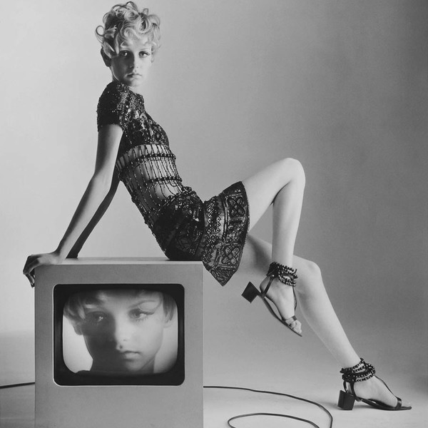 Фото №4 - Первая Барби и противница ботокса: 10 интересных фактов о Твигги