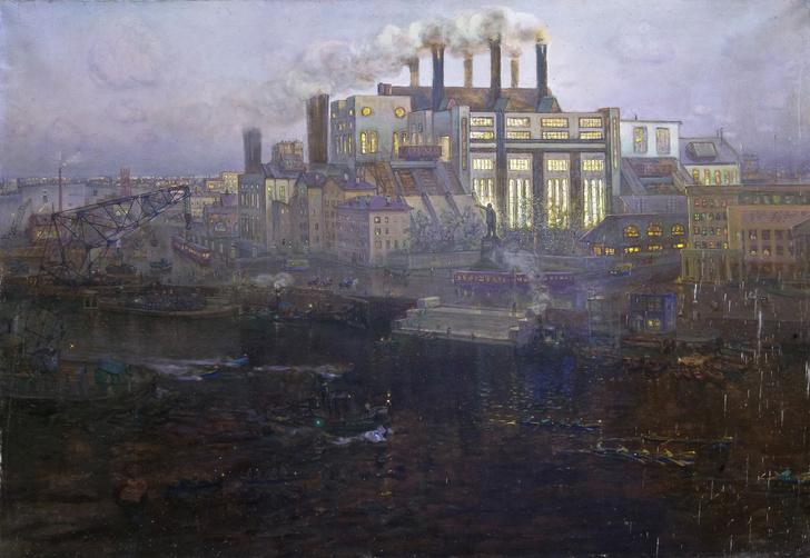 Фото №1 - Выставка «Электрификация» в Музее Москвы