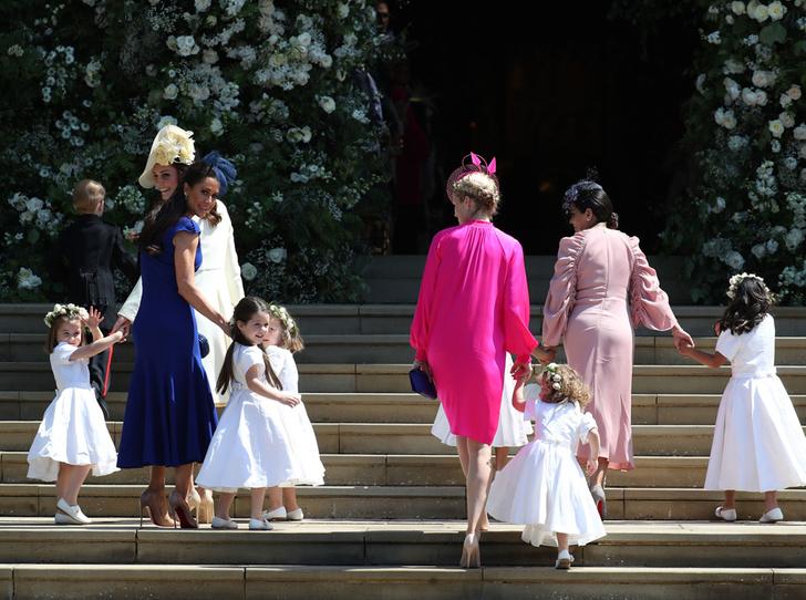 Фото №19 - Факты о свадьбе принца Гарри и Меган Маркл, которые войдут в историю