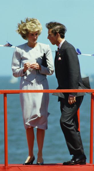 Фото №2 - Платье напрокат: 8 культовых нарядов, которые Диана одалживала другим