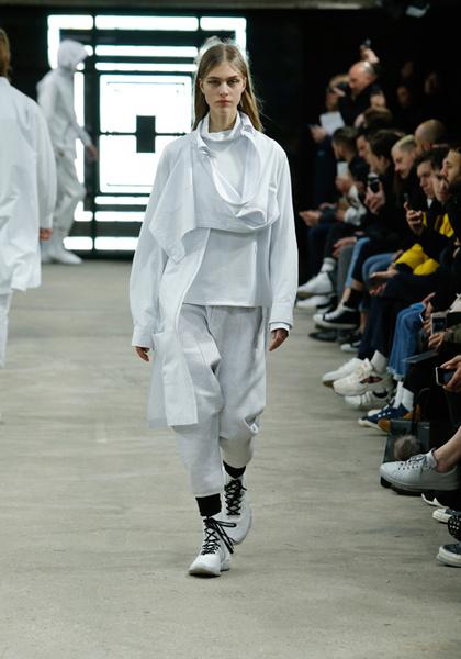 Фото №7 - Бунтарский дух: Йоджи Ямамото для Adidas