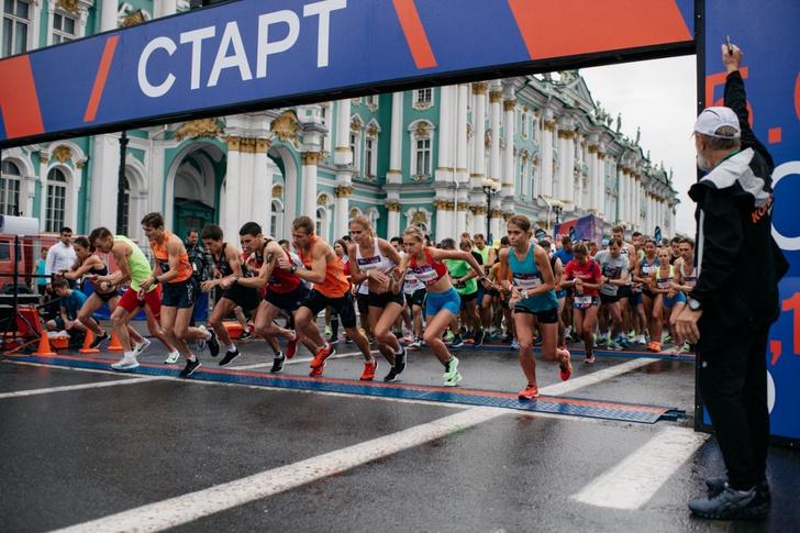 Фото №3 - В Санкт-Петербурге пройдет полумарафон