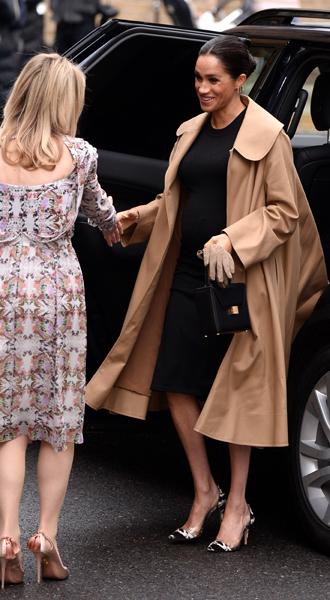 Фото №4 - Герцогиня Меган объявила патронажи (и уже вышла на работу)