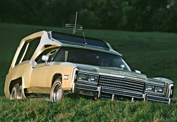 Фото №8 - О шести колесах: машины, которым пара лишних колес— не помеха