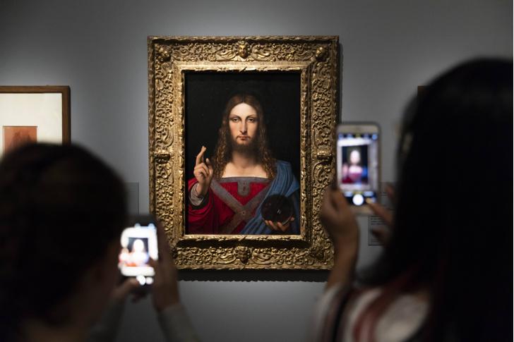Фото №1 - Раскрыта тайна самой дорогой картины в мире