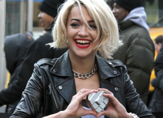 Фото №1 - Рита Ора – новое лицо аромата DKNY