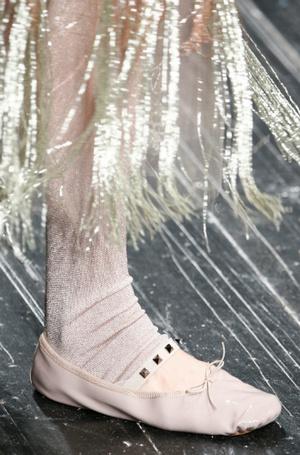 Фото №13 - Плиссе и круазе: как одежда балерин вновь вернулась в моду