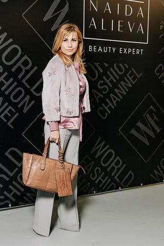 Beauty Public Talk c Наидой Алиевой