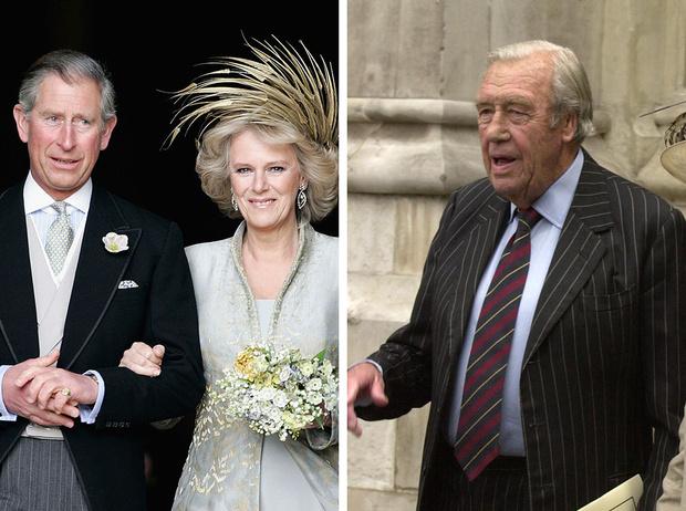 Фото №1 - Почему отец герцогини Камиллы всегда был против ее романа с принцем Чарльзом
