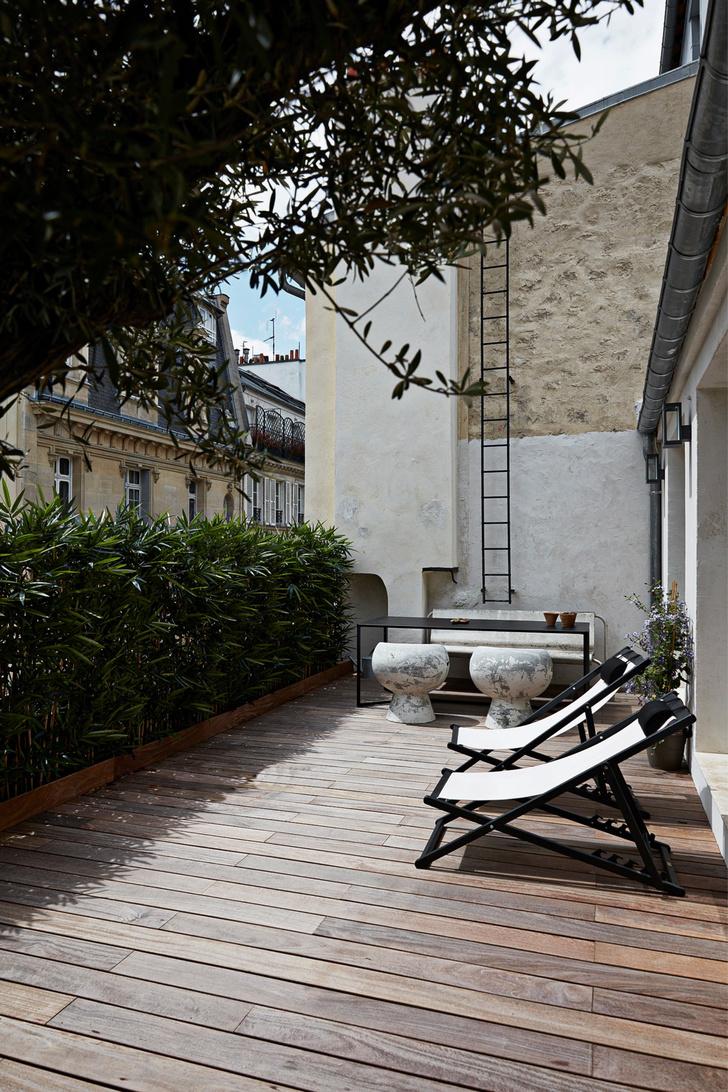 Фото №11 - Среда обитания: квартира галеристки Амели дю Шарлар в Париже