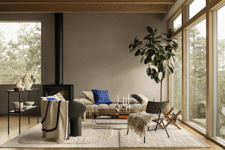 Фото №1 - Готовимся к осени: новая коллекция предметов для дома H&M Home