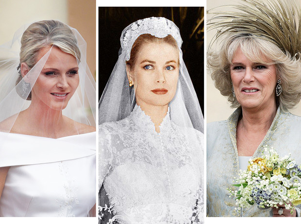 Фото №1 - Пять королевских невест, отказавшихся от тиары на свадьбе