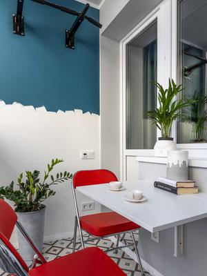 Фото №11 - Яркая квартира для сдачи в аренду в Самаре