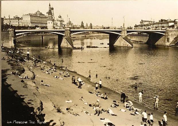 Фото №1 - Общество «Долой стыд!»: нудизм в раннем СССР