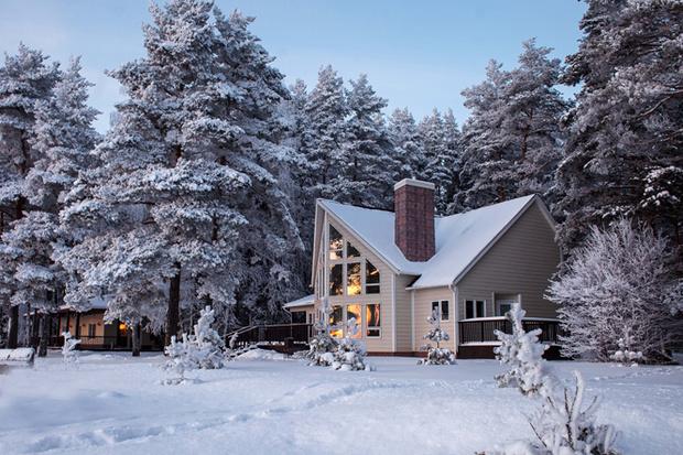 Фото №2 - Где этой зимой искать снег, если хочется покататься на лыжах (в России)