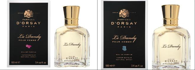 D'Orsay, La Dandy и Le Dandy