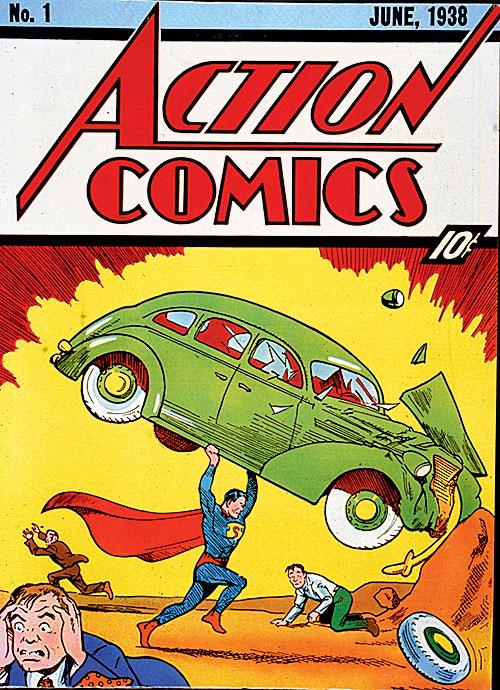 Фото №5 - Супермен против ку-клукс-клана