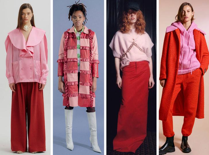 Фото №7 - Тренды осени и зимы 2021/22 с Недели моды в Нью-Йорке