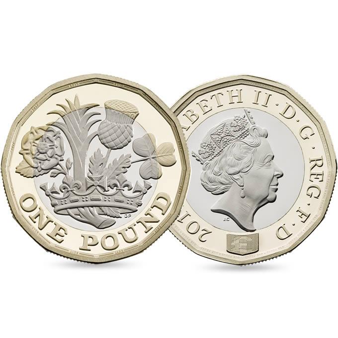 Фото №1 - В Великобритании обновили фунт