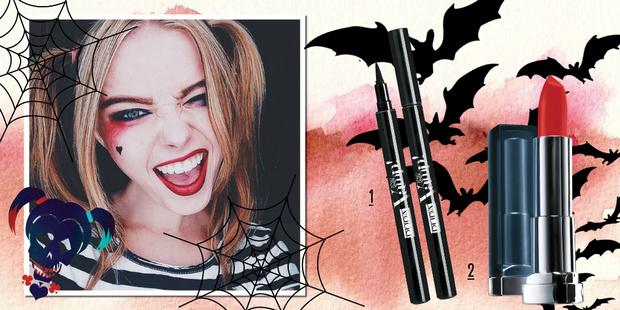 Фото №7 - Выбираем макияж на Хэллоуин